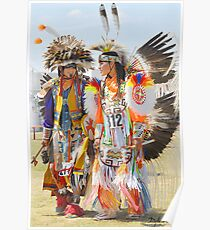 Pow Wow - Grand Prairie, Tx Poster