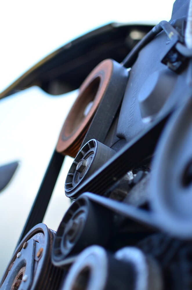 car parts by photography1