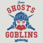 Team Ghost & Goblins by MeleeNinja