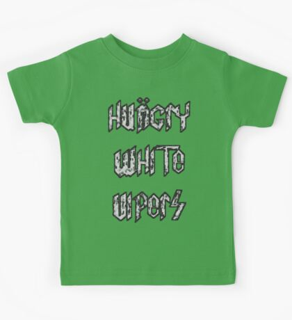 Hungry White Vipers Kids Clothes