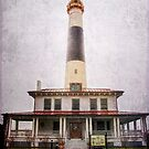 The Absecon Lighthouse by Debra Fedchin