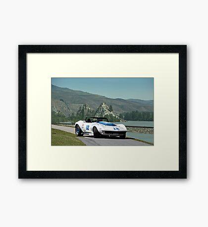 1968 Corvette Trans Am GT Framed Print