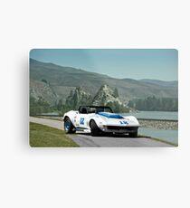 1968 Corvette Trans Am GT Metal Print