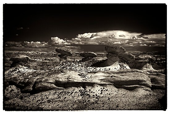 Bisti Wilderness by StephanKolb