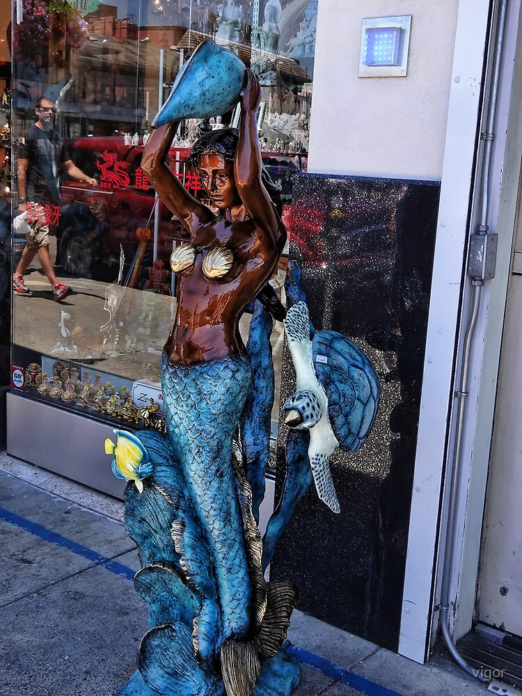 The Mermaid by vigor