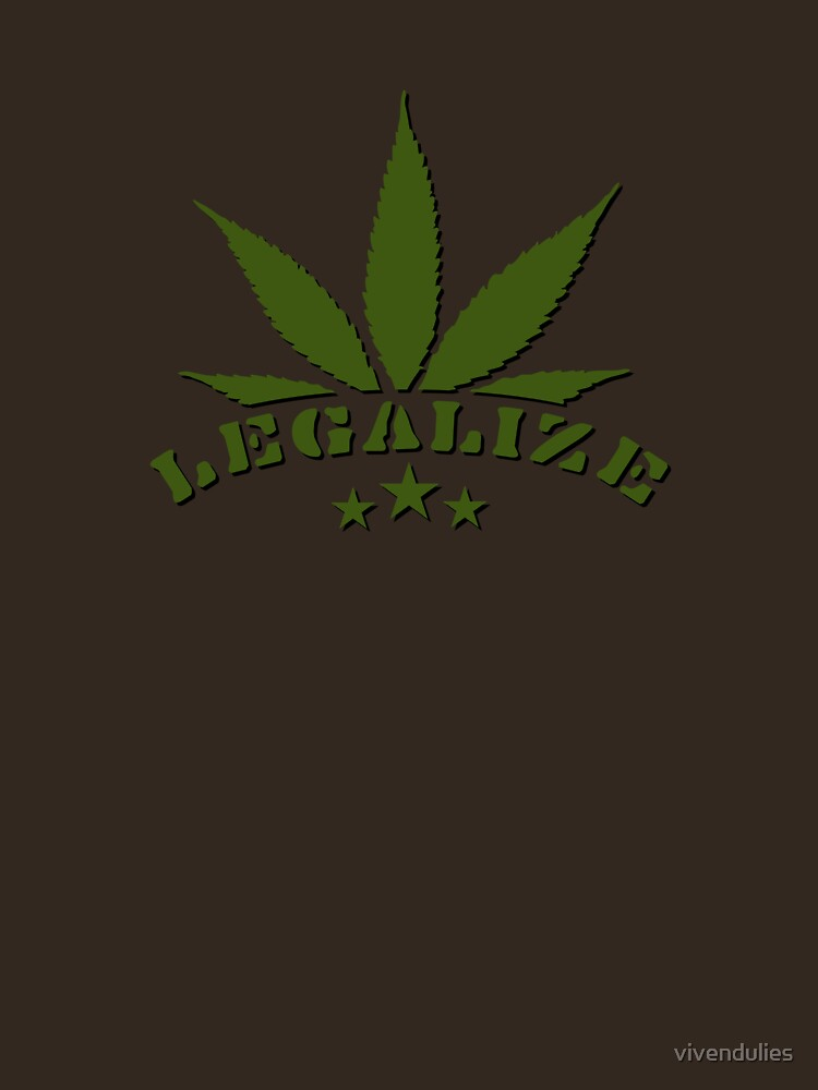 Legalize Weed VRS2 by vivendulies