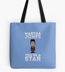 Mini Martha Jones Tote Bag