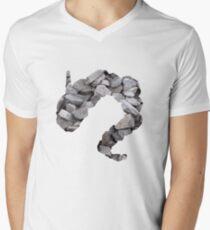 Onix used Rock Throw Men's V-Neck T-Shirt
