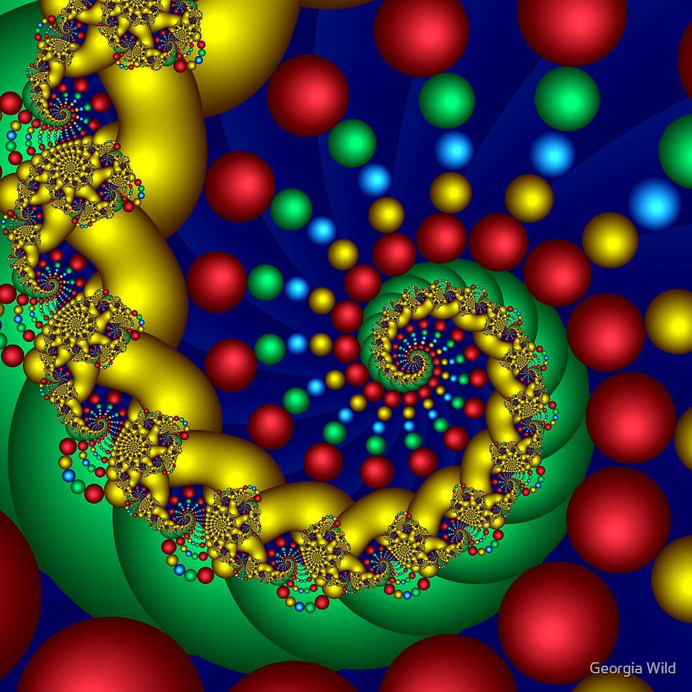Spiral Extraordinaire by Georgia Wild