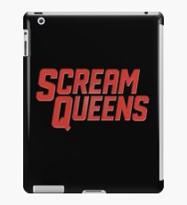 Scream Queens iPad Case/Skin