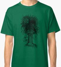 Strange face man Classic T-Shirt