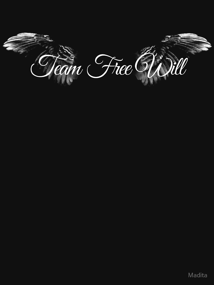 Team Free Will by Madita