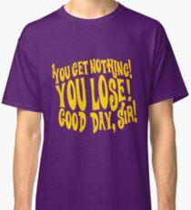 Good Day Sir Classic T-Shirt