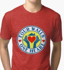 Four Walls Dexter Tri-blend T-Shirt