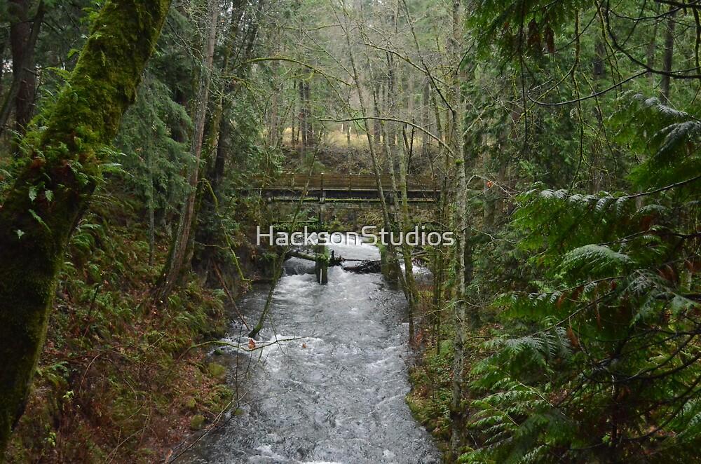 Water Under The Bridge 2 by HacksonStudios