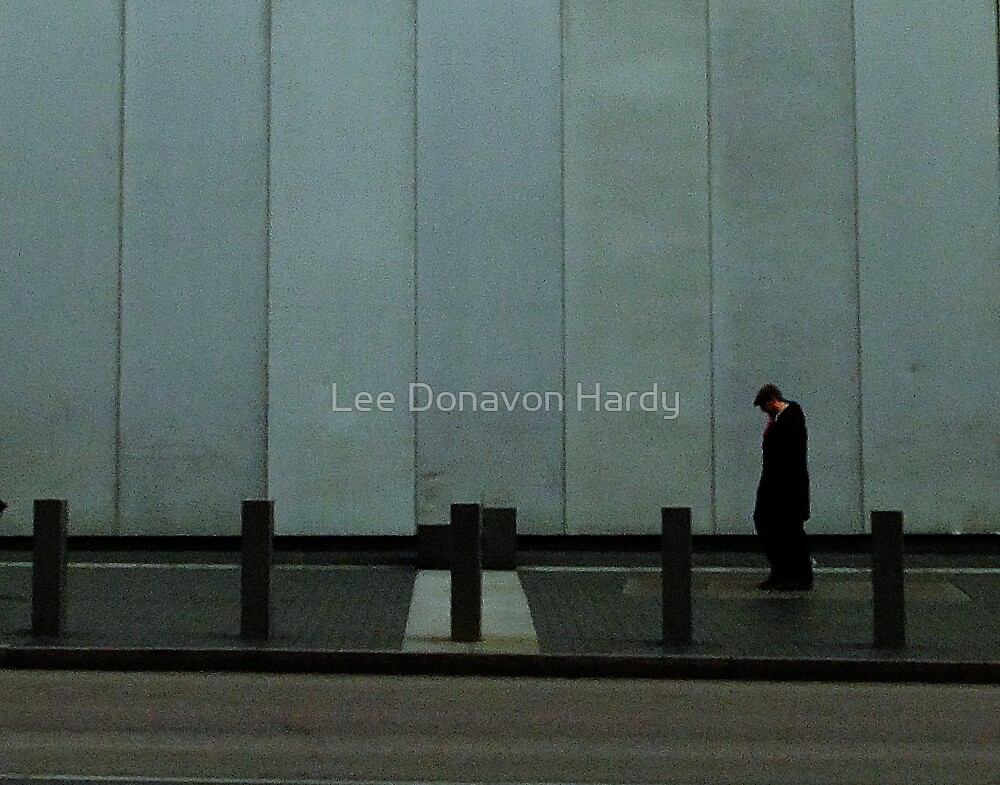 Man Alone by Lee Donavon Hardy
