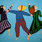 Dancing for Joy by Shulie1