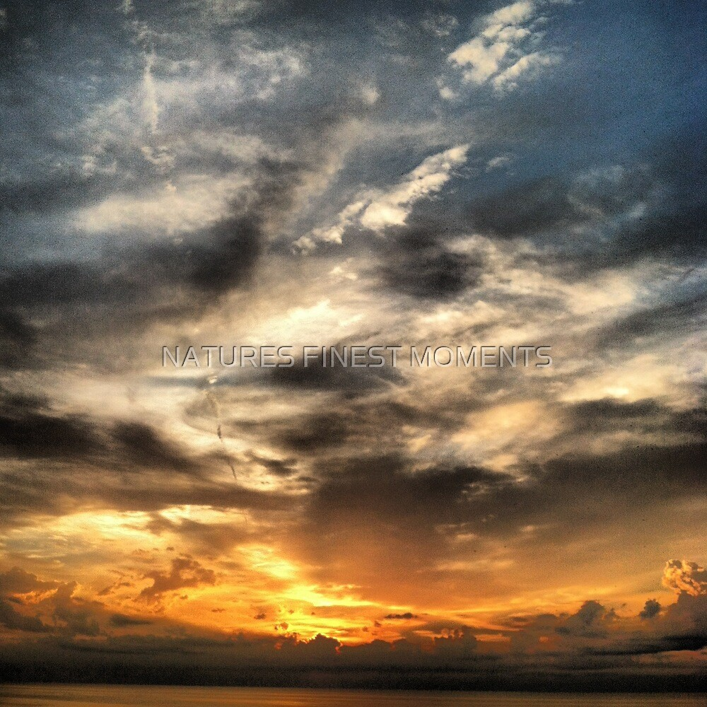 Sunset by NATURES FINEST MOMENTS