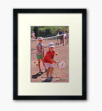 #18 Framed Print