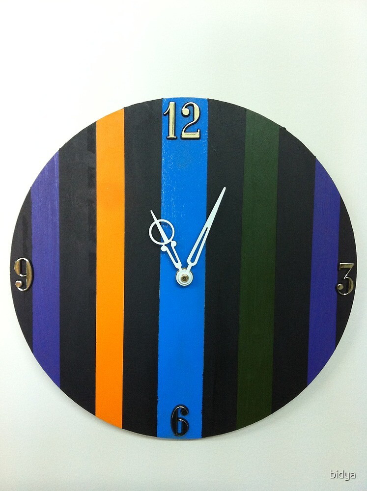 Striped Time by bidya