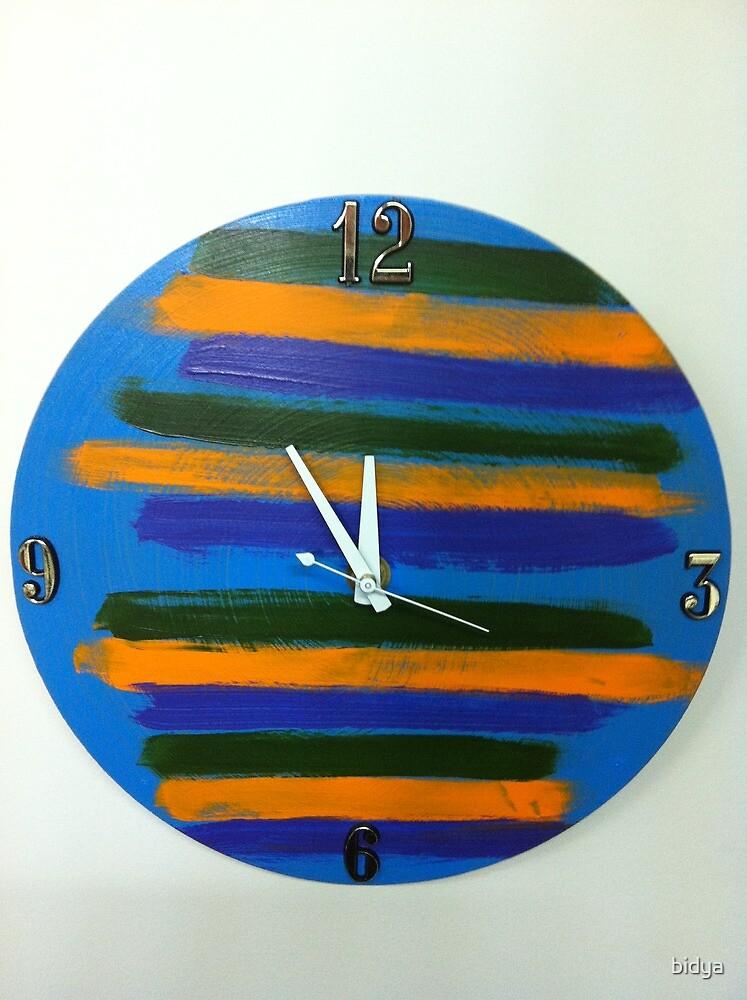 Barred Time by bidya