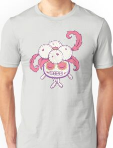 Gloom Pokemuerto | Pokemon & Day of The Dead Mashup Unisex T-Shirt