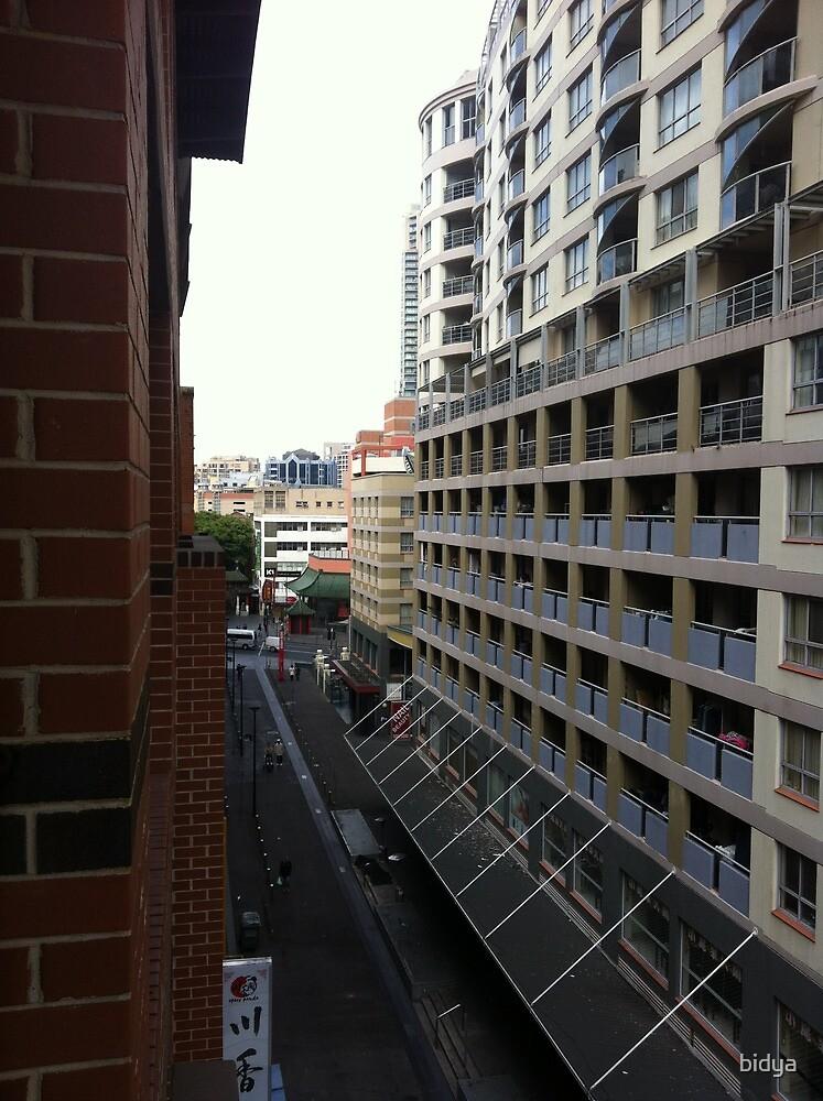 City Scape by bidya