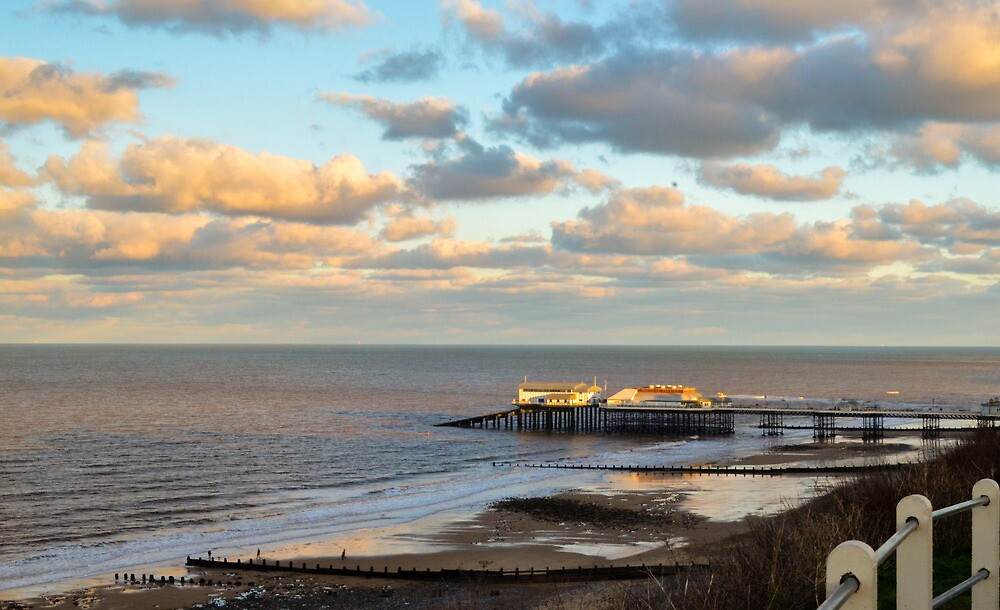 British seaside in winter by simon17