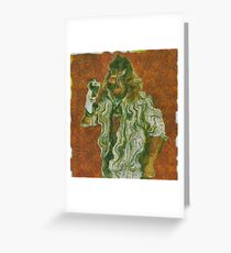 Twisted Minds Greeting Card