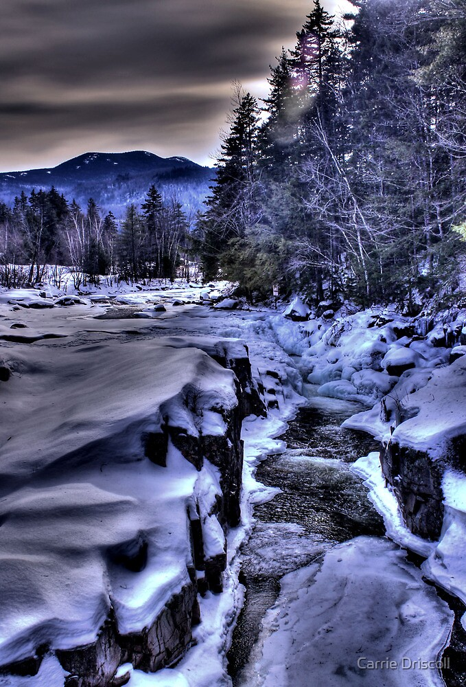 Rocky Gorge by Carrie Driscoll