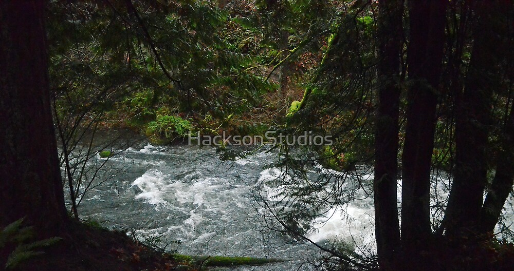 Rapids by HacksonStudios