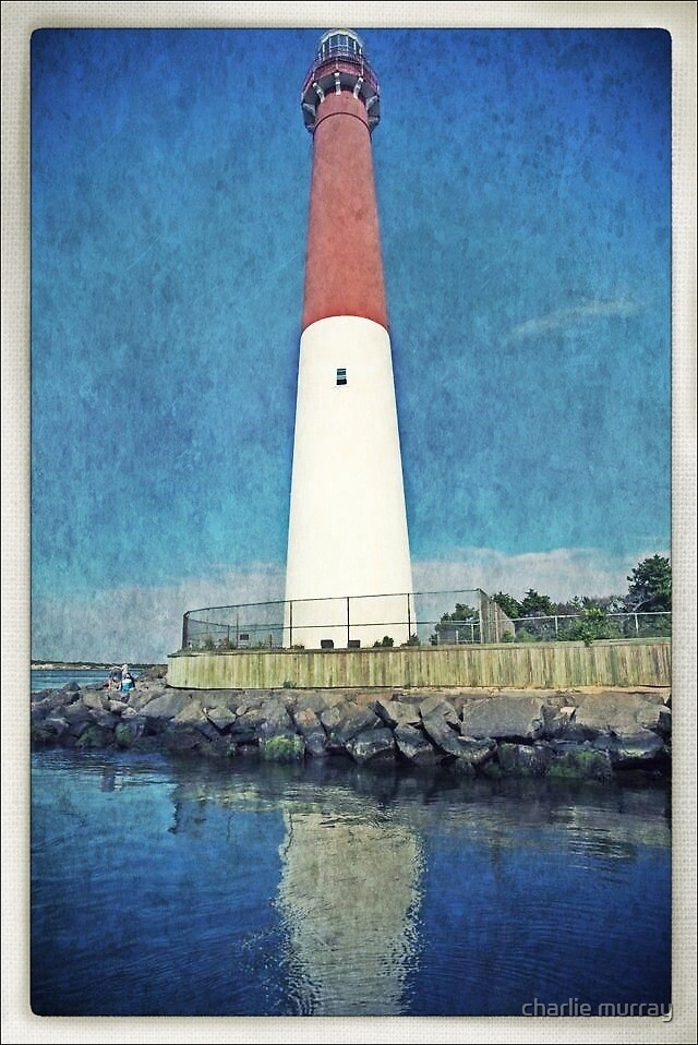 Lighthouse Jersey Shore 2012 by charlie murray