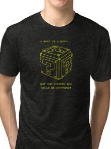 Mystery Box Tri-blend T-Shirt