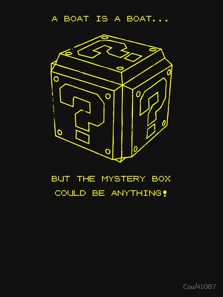 Mystery Box by Cow41087