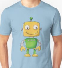 Chad the Robot Unisex T-Shirt