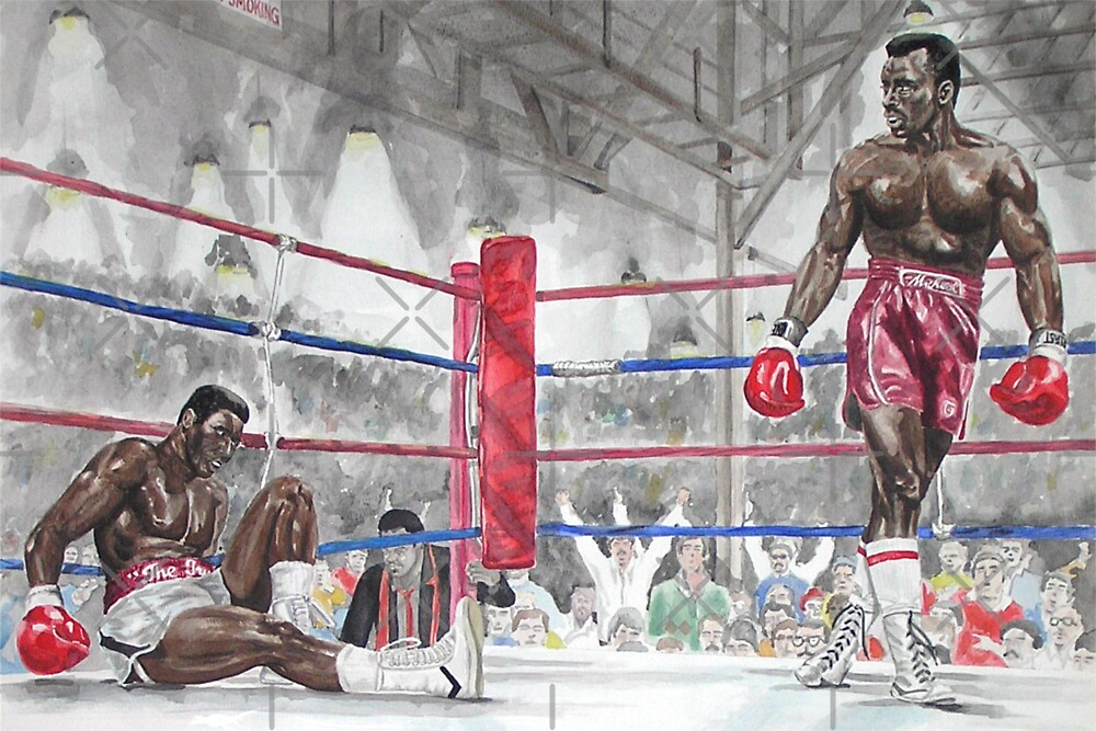 The Knockdown by JohnnyMacK