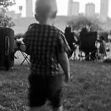Little Boy In a Big City by laura01888