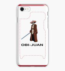 Star Wars - Obi-Juan iPhone Case/Skin
