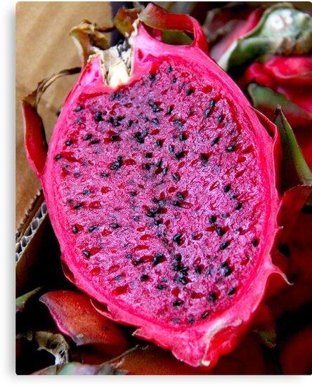 Dragon Fruit by Janie. D