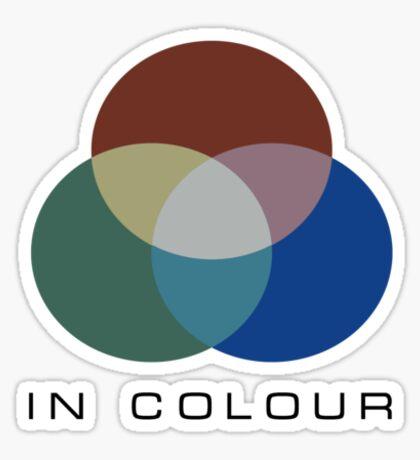 ATV - in colour Sticker