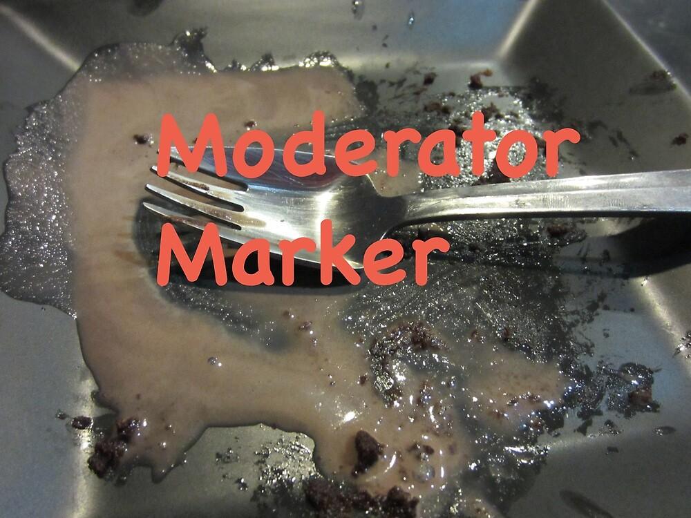 Moderator Marker by v-something