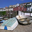 Brixham Harbour, Devon (3) by lezvee