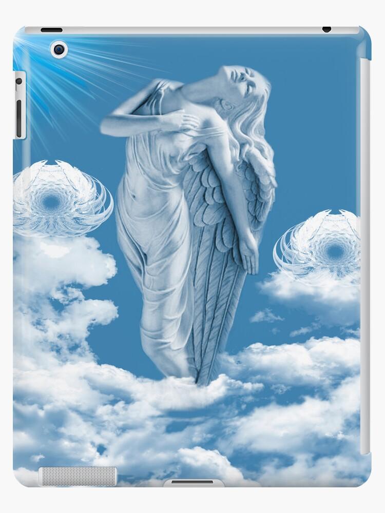 Ƹ̴Ӂ̴Ʒ ANGEL RAY OF LUV IPAD CASE Ƹ̴Ӂ̴Ʒ by ✿✿ Bonita ✿✿ ђєℓℓσ