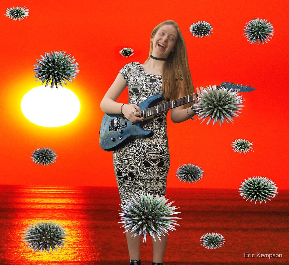 Dream Rock an Roll by Eric Kempson
