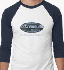 Hollywoodland Men's Baseball ¾ T-Shirt