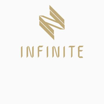 Infinite Gold Evolution Logo by madiamondring
