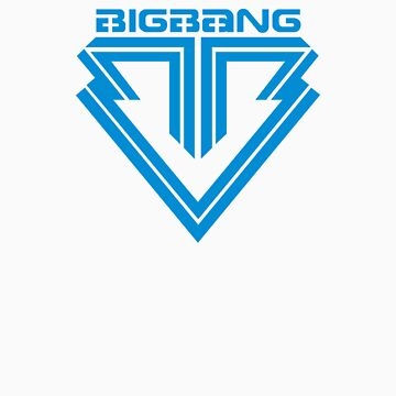 Big Bang - Alive Logo by madiamondring