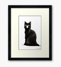 Grover. Framed Print