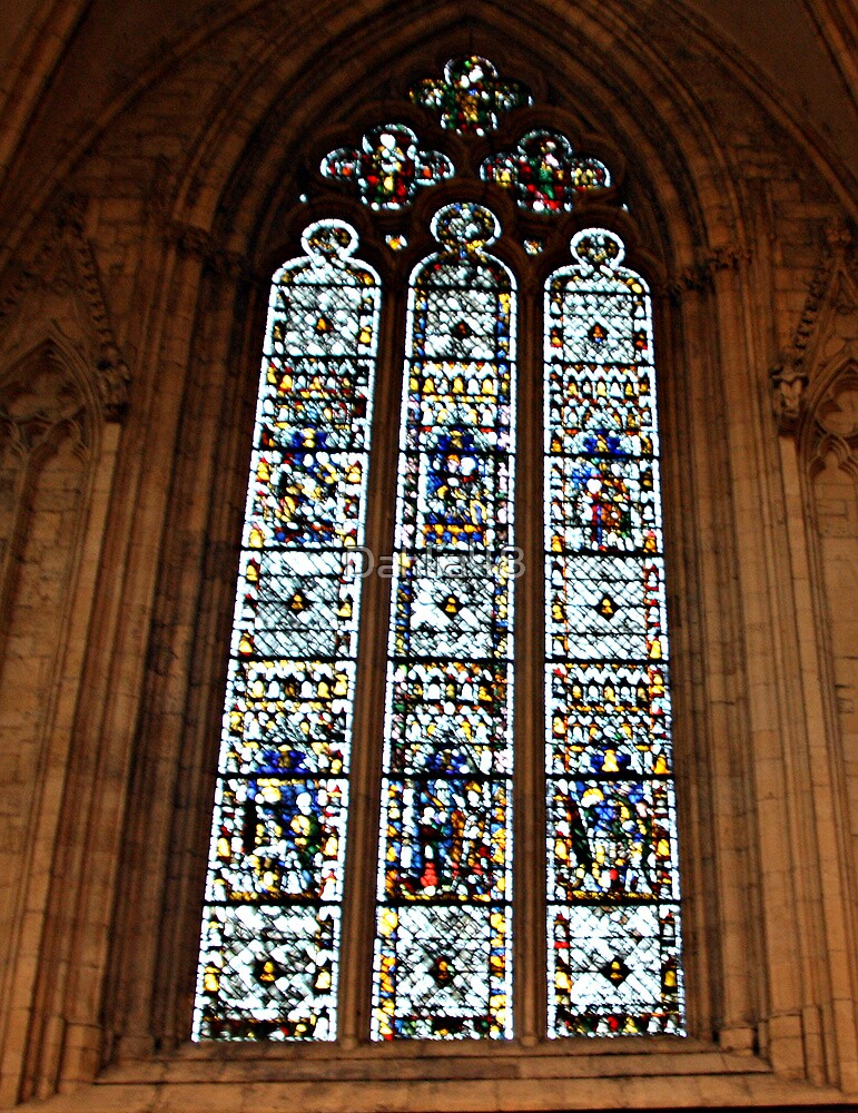 ANOTHER STAINED GLASS WINDOW by Dahlia48