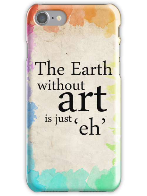 Earth Without Art by Ezzalicious